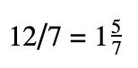 asvab math mixed fractions 3
