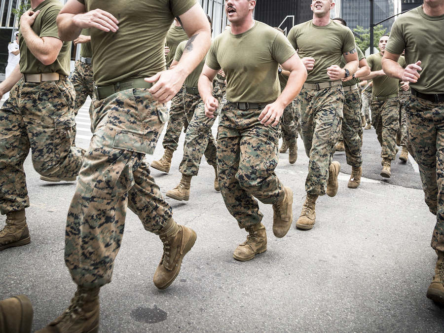 Marine ASVAB practice test