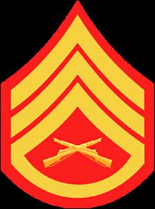 Marines Corp Ranks - Staff Sergeant