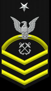 Senior Chief Petty Officer (E-8)