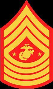 E9c Sergeant Major Of The Marine Corps