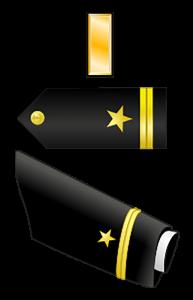 Navy ranks - Ensign (O-1)