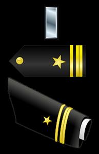 Navy Ranks - Lieutenant, Junior Grade (O-2)