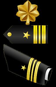 Navy Ranks - Lieutenant Commander (O-4)