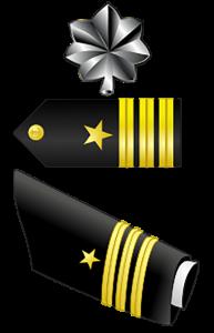 Navy Ranks - Commander (O-5)