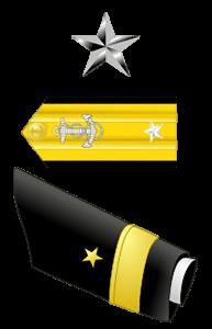 Navy Ranks - Rear Admiral Lower Half (O-7)