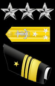 Vice Admiral (O-9)