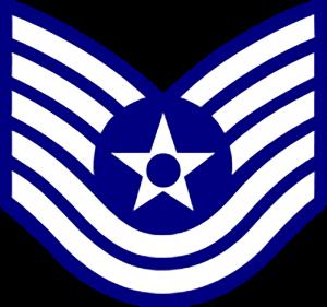 Air Force Ranks - Technical Sergeant