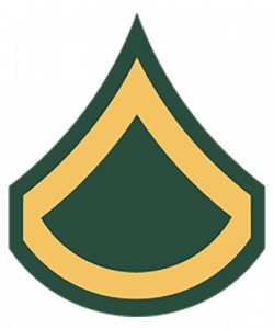 Army Ranks - Private First Class (E-3)