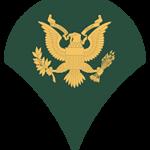 Army Ranks - Specialist E-4