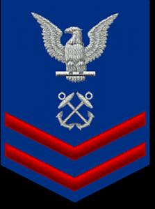Coast Guard - Petty Officer Second Class (E-5)