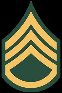 Army Ranks - Staff Sergeant (E-6)