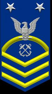 Coast Guard Ranks - Master Chief Petty Officer (MCPO/E-9)
