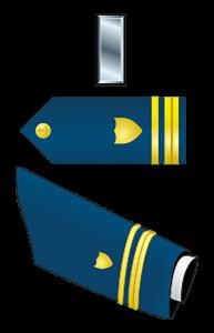 Lieutenant Junior Grade (O-2)