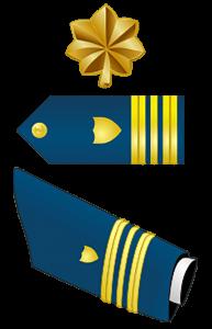 Lieutenant Commander (O-4)