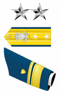 Rear Admiral Upper Half (O-8)