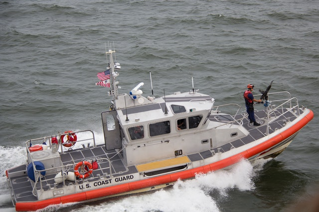 joining the coast guard